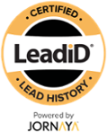 LeadiD Certified Lead History seal